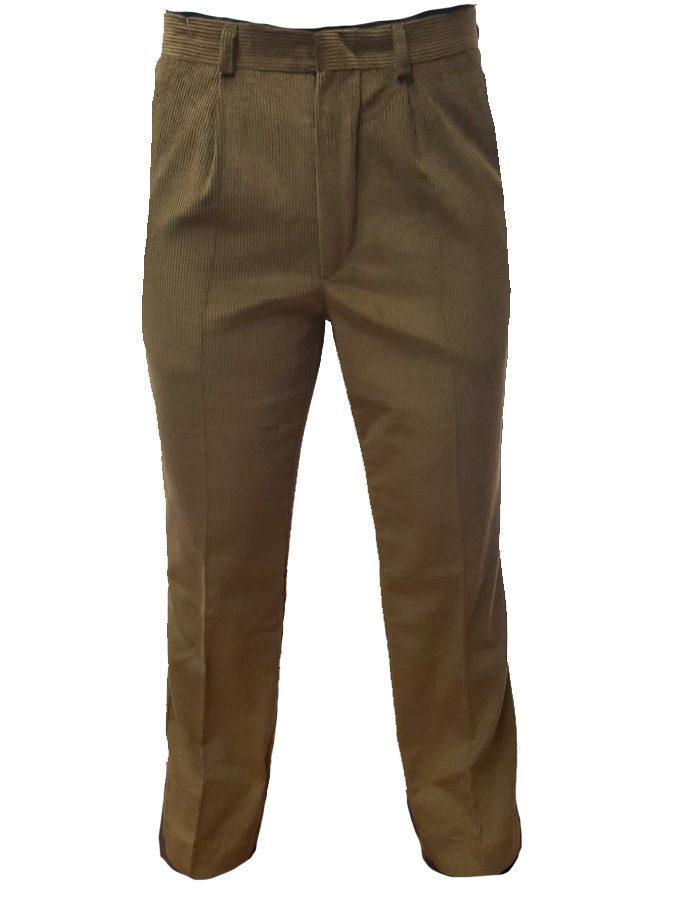 nuovo stile 64e7b 0d201 Pantalone Scout Velluto Kaki