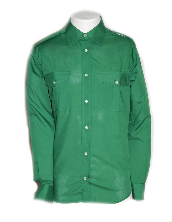 Camicia Scout Verde