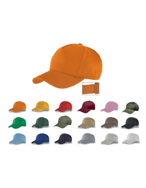 Cappellino campo scout