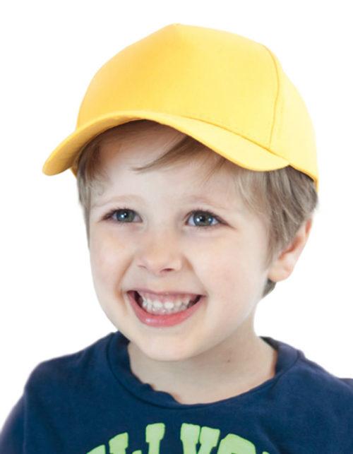 cappellino campo scout bimbo