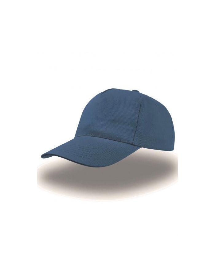 cappellino campo scout blu