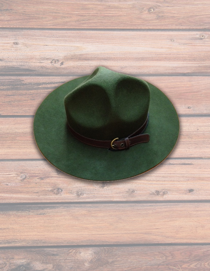Cappellone Scout Verde