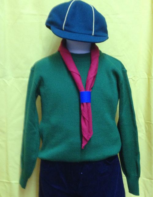 Maglione Lupetto Scout