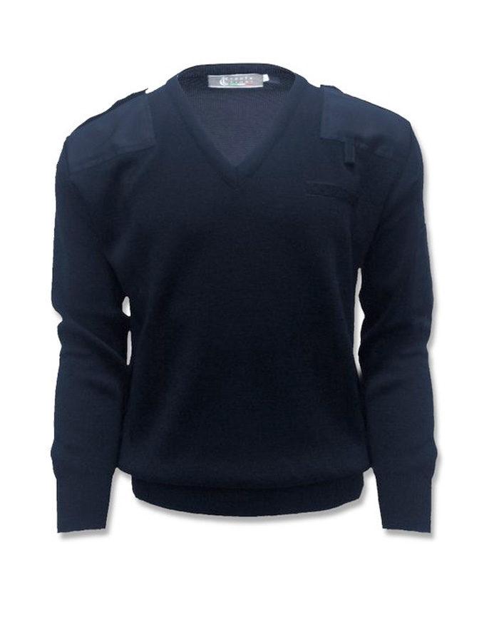 Maglione Scout Nautuco Blu