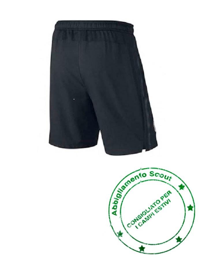 pantaloncino maglina scout