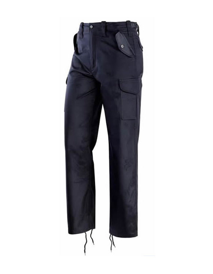 Pantalone Army Blu