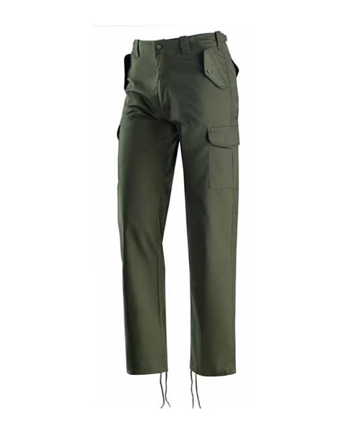 Pantalone Army Verde