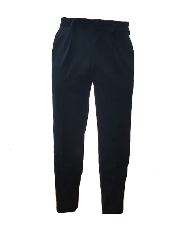 Pantalone lungo scout velluto