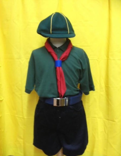 Polo Lupetto Scout