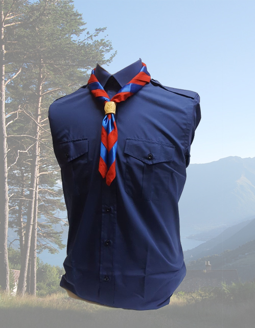 Camicia Scout Nautici