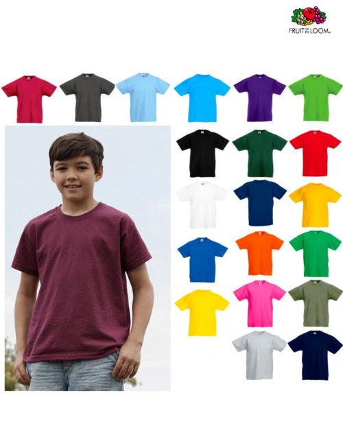 T-Shirt Bimbo Scout