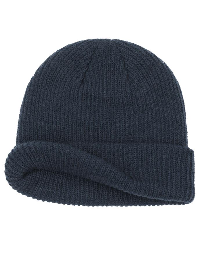 cappello poliestere blu