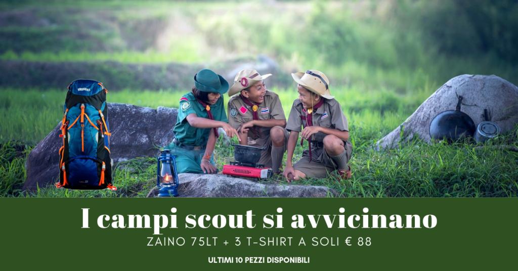 Offerta Scout San Giorgio