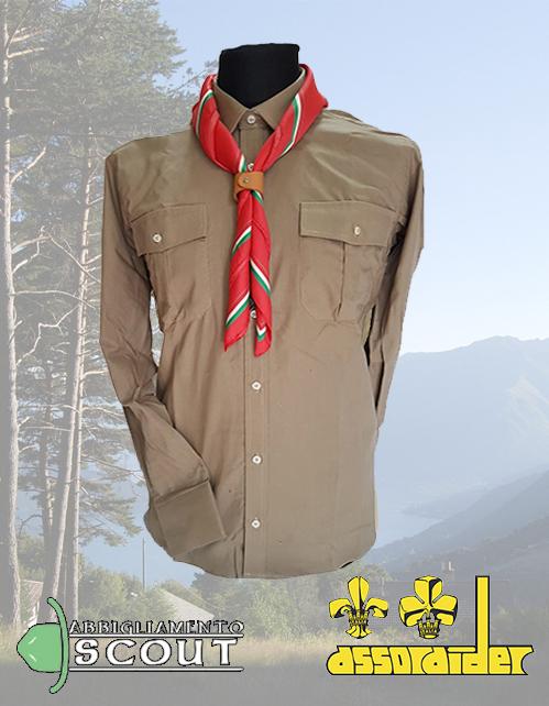 Camicia Scout Assoraider